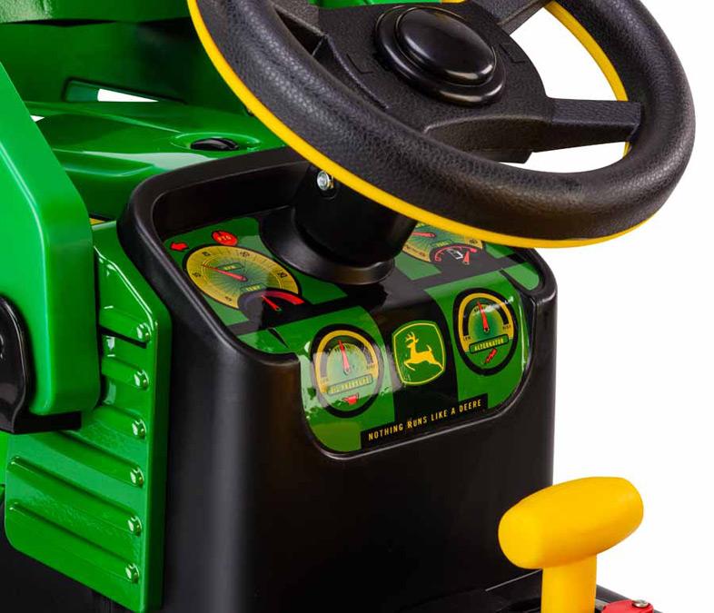 Электромобиль Трактор Peg-Perego - купить в интернет.