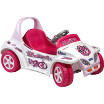 Peg-Perego Mini Pacer Pink