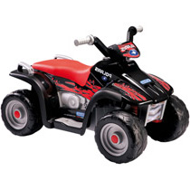 Peg-Perego Polaris Sportsman 400 Nero
