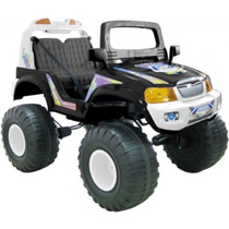 Электромобиль Off-Roader 4x2 CT-885N, черный