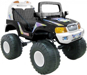 Электромобиль Off-Roader 4x4 CT-885R, черный