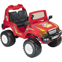 Электромобиль Off-Roader 4x4 CT-885, красный