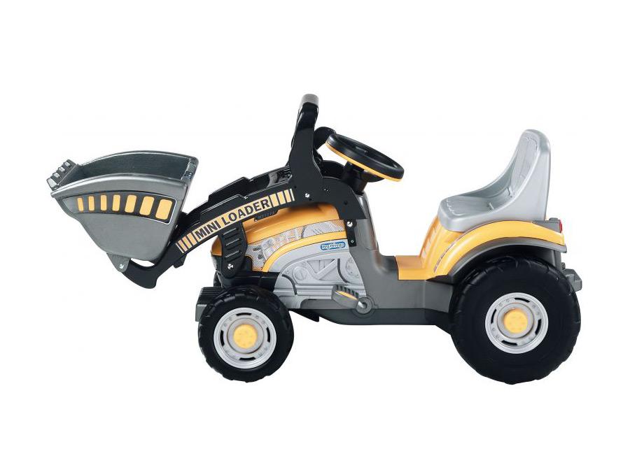 Педальный трактор - купить педальный трактор с прицепом в.