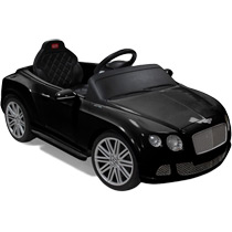 Bentley GTC, черный