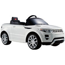 Land Rover Evoque, белый
