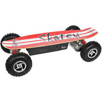 Электроскейт Skatey 800 red-white