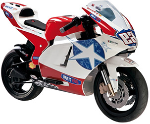 Peg-Perego Ducati GP Limited Edition